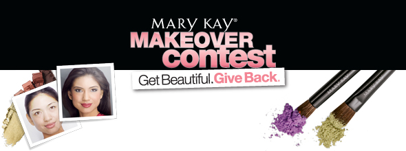 Mary Kay Makeover Contest -- Get Beautiful. Give Back.