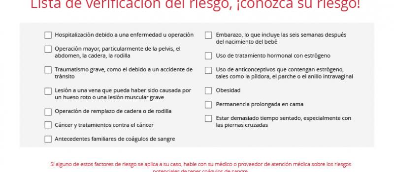 TABLA DE FACTORES DE RIESGO
