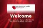 Atrial Fibrillation Learning Module