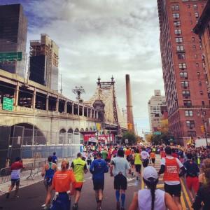 New York Marathon Picture