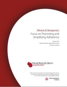 adherence program