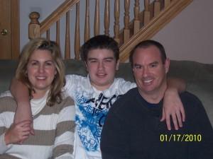 MOM, PJ & DAD