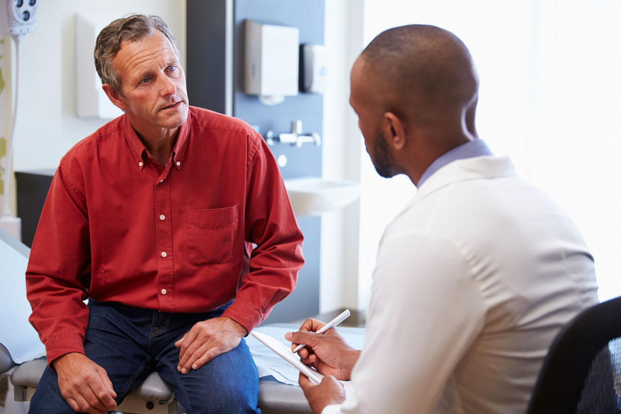 Healthcare provider conversation