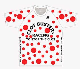 Stop the Clot jersey